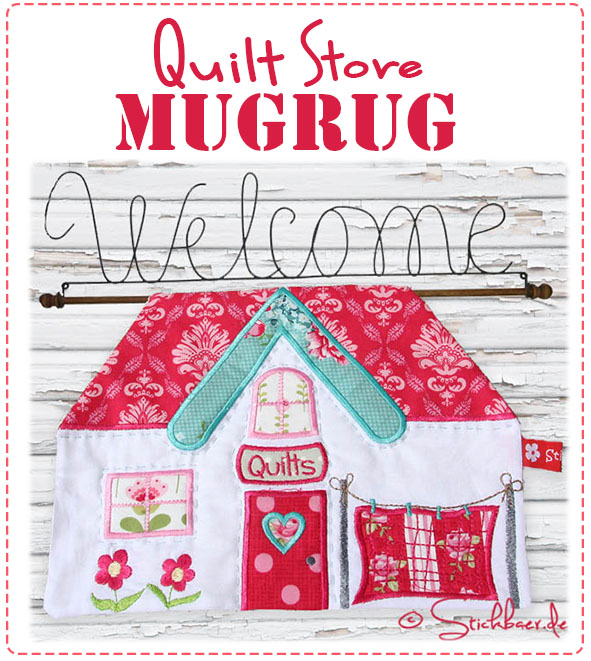 Quiltstore-Mugrug