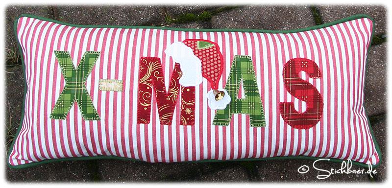 Weihnachtskissen1
