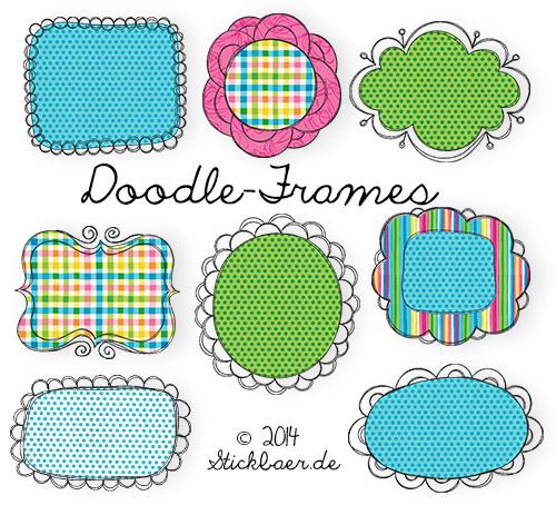 Doodle-Frames