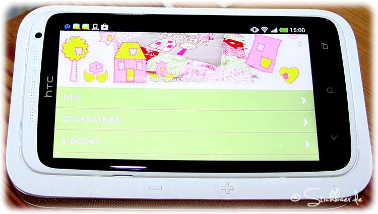 Stickbaer-mobil