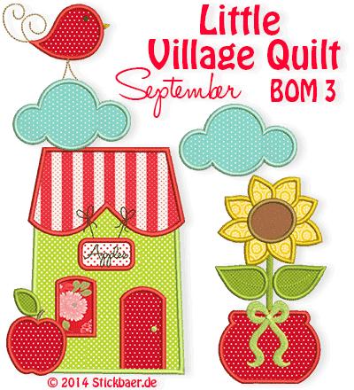 NL-Little-Village-Quilt-BOM-3-September