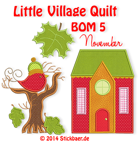 Stickbaer-Little-Village-Quilt-BOM5