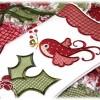 Stickbaer Christmas Stocking 2014