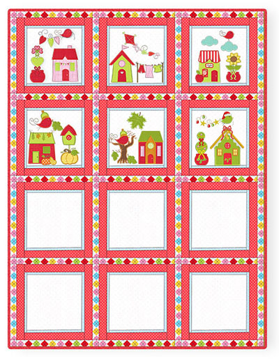 Stickbaer-Little-Village-Quilt-BOM6-Tati-9
