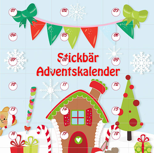 NL-Stickbaer-Adventskalender