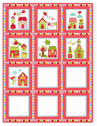 Stickbaer-Little-Village-Quilt-BOM7-Tati-7