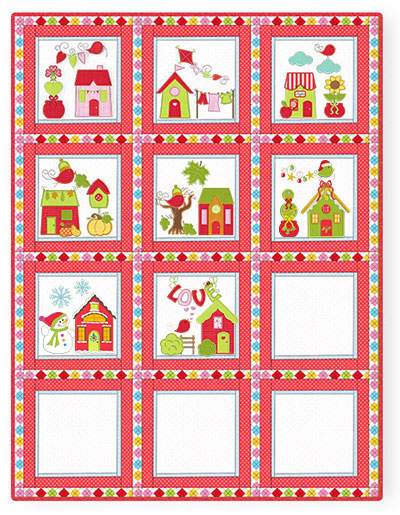 Stickbaer-Little-Village-Quilt-BOM8-Tati-2
