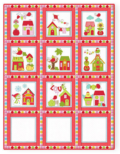 Stickbaer-Little-Village-Quilt-BOM9-Tati-9