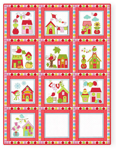 Stickbaer-Little-Village-Quilt-BOM10-Tati-9