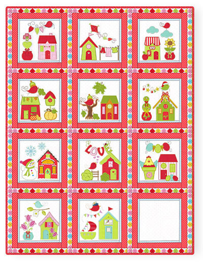Stickbaer-Little-Village-Quilt-BOM11-Tati-8