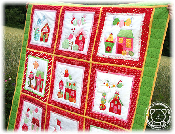 Stickbaer-Little-Village-Quilt-BOM12-Tati-9