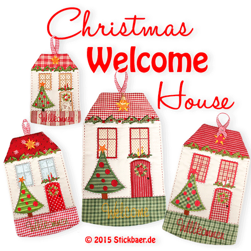 Christmas-Welcome-House