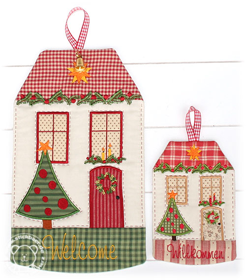 Stickbaer-Christmas-Welcome-House-Tati-2
