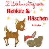 Stickbaer-Rehkitz+Hase